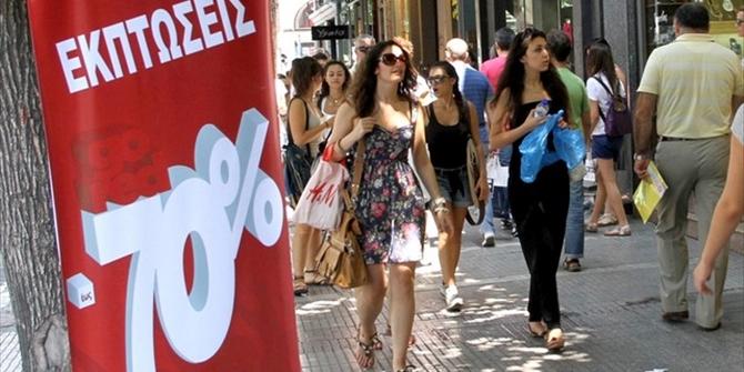 Ανάκαμψε η κίνηση στην αγορά του Βόλου μετά τις εκλογές