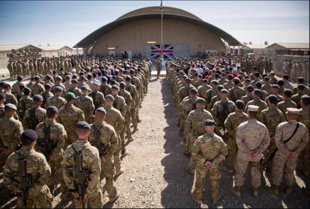 Η Βρετανία ετοιμάζει στρατιωτική αποστολή στην Αφρική