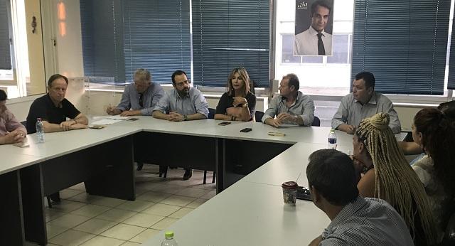 Πρώτη μετεκλογική διευρυμένη συνεδρίαση της ΝΟΔΕ Μαγνησίας της ΝΔ