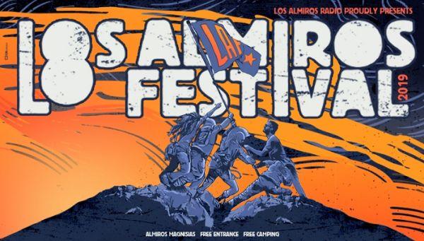 Ξεκινά το Los Almiros Festival 2019 στο Κουρί