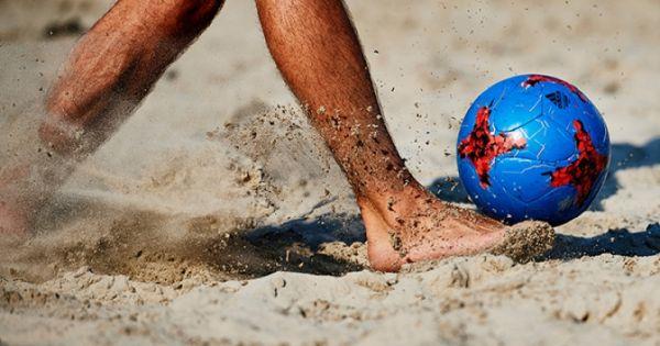 Τουρνουά beach soccer στο Χορευτό