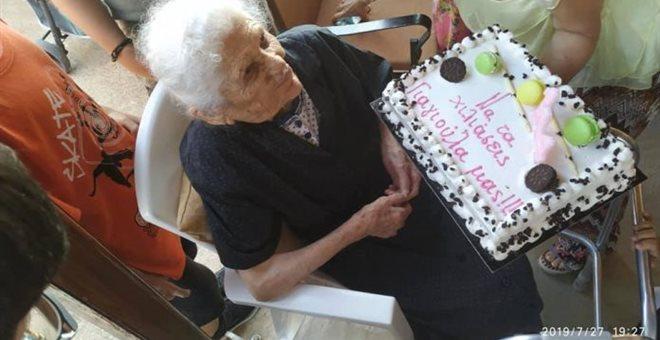 Ελληνίδα η δεύτερη γηραιότερη γυναίκα στον κόσμο: Γιαγιά Κατερίνα ετών 114