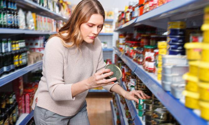 Τι να προσέχετε στην ετικέτα όταν αγοράζετε κονσέρβες