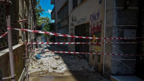 Σεισμός στην Αθήνα: Πάνω από 2000 οι δηλώσεις ζημιών στις ασφαλιστικές