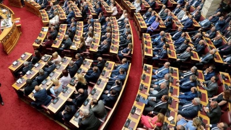 Με ευρεία πλειοψηφία ψηφίζεται σήμερα το φορολογικό νομοσχέδιο