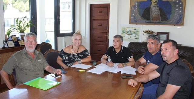 Ξεκινούν αντιπλημμυρικά στη Σκιάθο από την Περιφέρεια Θεσσαλίας