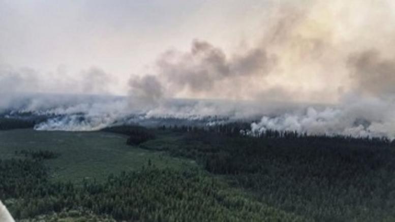 Πυρκαγιές στη Σιβηρία: Μαίνονται σε έκταση μεγαλύτερη του Βελγίου