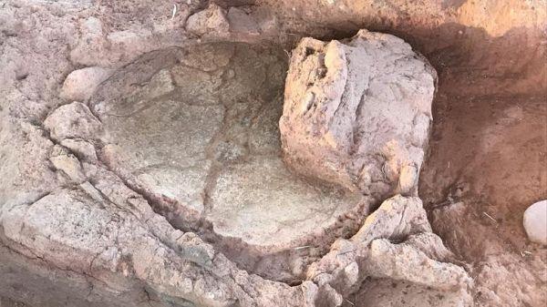 Εντυπωσιακά ευρήματα αποκαλύφθηκαν στην Κουτρουλού Μαγούλα