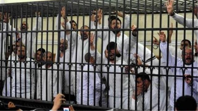 Μαζική απεργία πείνας σε φυλακή υψίστης ασφαλείας της Αιγύπτου