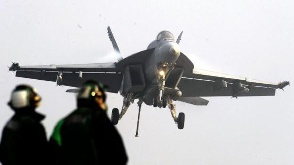 Συντριβή αμερικανικού μαχητικού F18 στην Κοιλάδα του Θανάτου