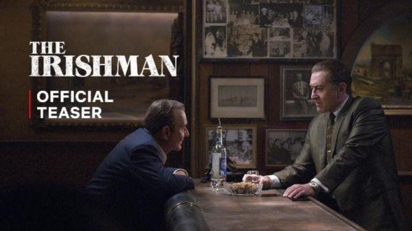 «Ξανανιωμένος» ο Ρόμπερτ ντε Νίρο στο «The Irishman»