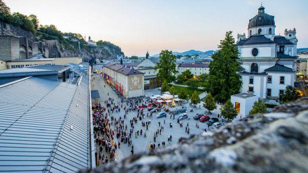 Αποθέωση για το Θόδωρο Κουρεντζή στο Φεστιβάλ Σάλτσμπουργκ