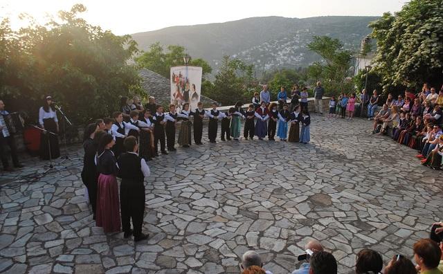 Αύγουστος των εκδηλώσεων στη Μαγνησία