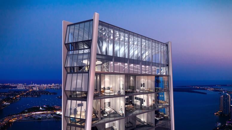 Ο Μπέκαμ αγόρασε το πιο ακριβό διαμέρισμα στον κόσμο