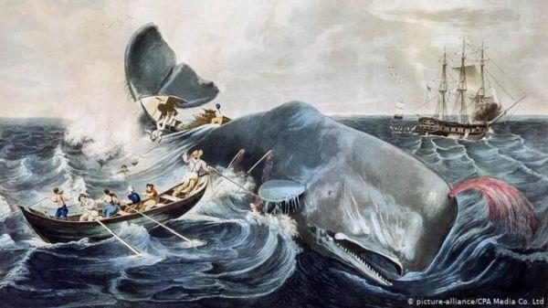 200 χρόνια από τη γέννηση του δημιουργού του Μόμπι Ντικ