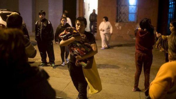 Σεισμική δόνηση 6,8 βαθμών στη Χιλή