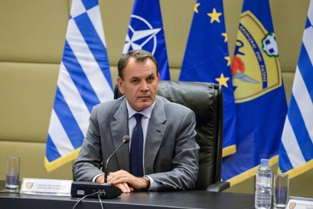 Σε 1η Στρατιά και ΑΤΑ ο ΥΕΘΑ Νίκος Παναγιωτόπουλος