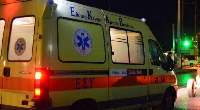 Νεκρός σε τροχαίο 17χρονος δικυκλιστής στην Καρδίτσα