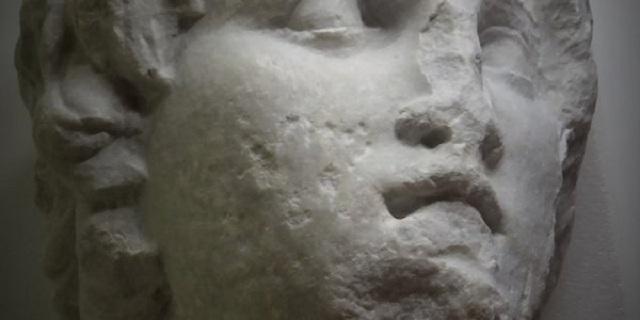 Στο φως άγνωστο υστεροελληνιστικό πορτρέτο του Μεγάλου Αλεξάνδρου
