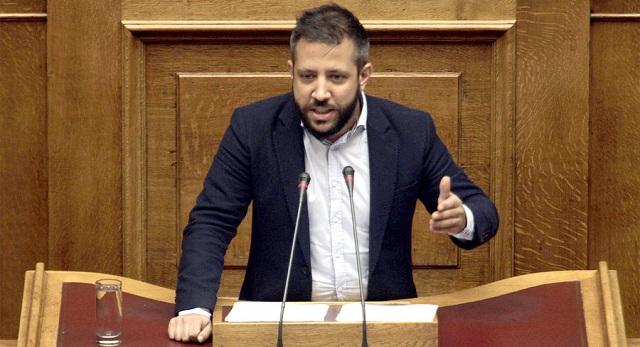 Ερώτηση Μεϊκόπουλου στη Βουλή για την καύση RDF