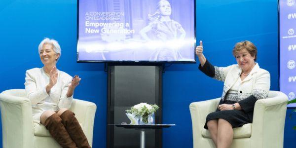 Η Κρισταλίνα Γκεοργκίεβα θα είναι η νέα διευθύντρια του ΔΝΤ
