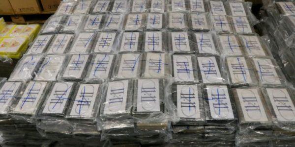 Κοντέινερ με 4,5 τόνους κοκαΐνης εντόπισαν οι γερμανικές αρχές
