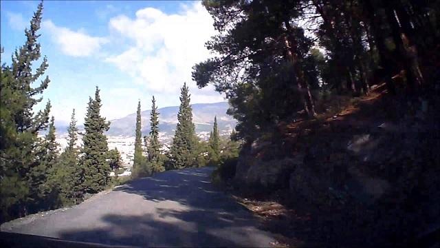Απαγόρευση κυκλοφορίας στα δάση ~ Σε ισχύ σε Γορίτσα, Κουκουράβα, Κουρί