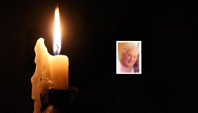 Πένθος ευχαριστήριο -  ΧΡΗΣΤΟΣ ΚΩΣΤΑΡΑΣ