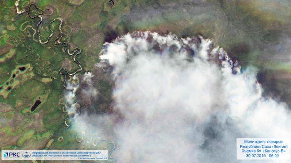 Σιβηρία: Πάνω από 10.000 άτομα για την κατάσβεση της φωτιάς