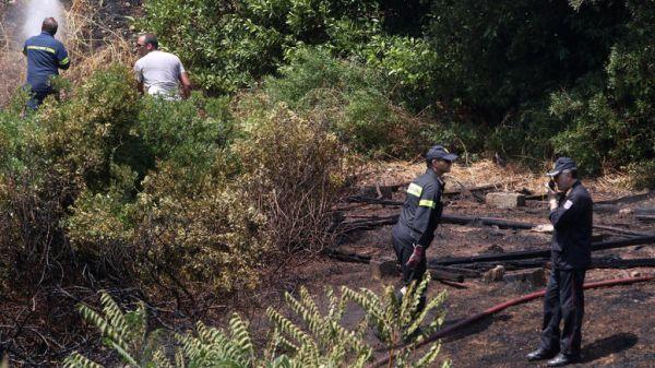 Τρεις φωτιές στον Ασπρόπυργο μια ημέρα πολύ υψηλού κινδύνου