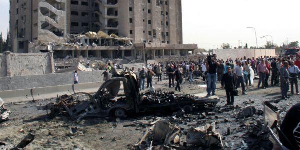 Συρία: Eκρηξη σε αεροπορική βάση - Απροσδιόριστος είναι ο αριθμός των νεκρών