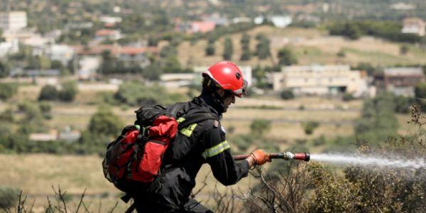 Πολύ υψηλός κίνδυνος πυρκαγιάς σήμερα - Δείτε σε ποιες περιοχές