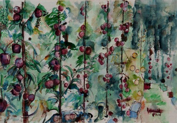Εκθεση ζωγραφικής στη Ζαγορά