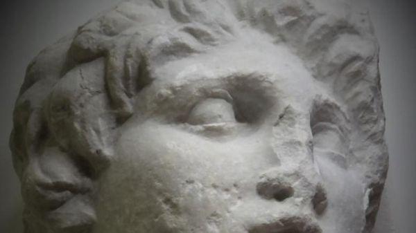 Αγγελική Κοτταρίδη: Η σημαντική ανακάλυψη πορτραίτου του Μ. Αλεξάνδρου