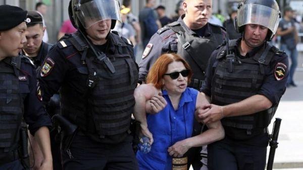 Ρωσία: Νέα πανεθνική διαδήλωση από την αντιπολίτευση, το Σαββατοκύριακο