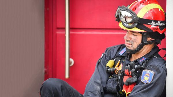 Eτοιμότητα για κίνδυνο πυρκαγιάς και σήμερα από την Πυροσβεστική Υπηρεσία
