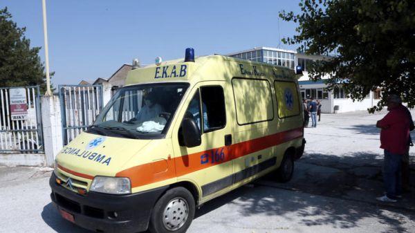 Νεκρός 60χρονος βοσκός στον Τύρναβο