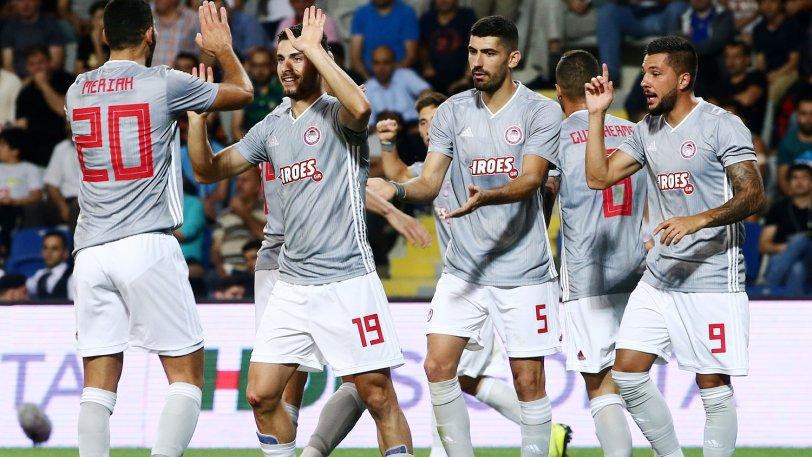 Μπασακσεχίρ - Ολυμπιακός 0-1: Πρόκριση από την Πόλη παρά το... θρίλερ