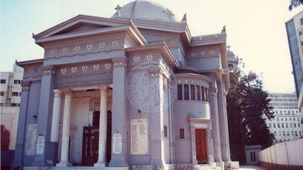 Ανοίγει το Δεκαπενταύγουστο ελληνικός ναός στο Κάιρο