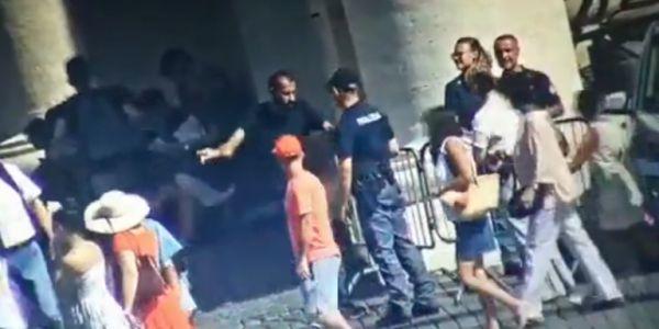Βατικανό: Ιρακινός φώναξε «Αλάχου Ακμπάρ», απείλησε να αυτοπυρποληθεί