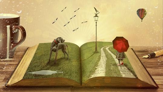 Ιστορίες που μαγεύουν...