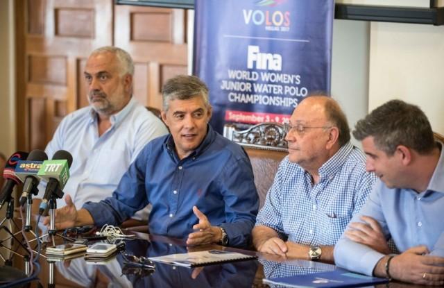 «Ο Βόλος έχει γίνει πλέον μόνιμη έδρα διεξαγωγής διεθνών διοργανώσεων»