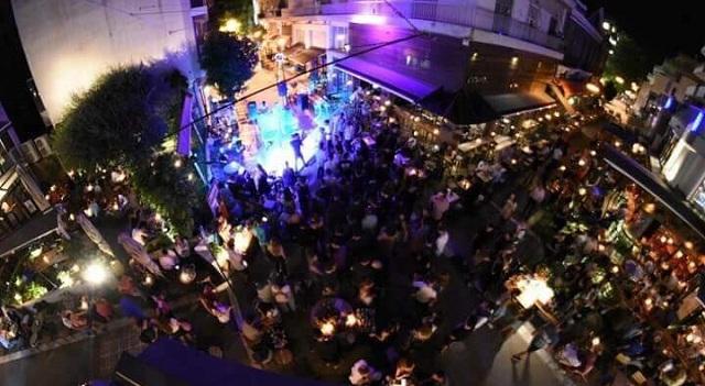 Μουσικές εκδηλώσεις σε ολόκληρη την εμπορική αγορά του Βόλου