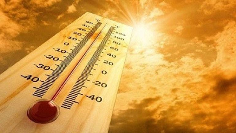 Έως την Τετάρτη το κύμα ζέστης, θα υποχωρήσει σταδιακά από τον Δεκαπενταύγουστο