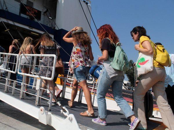 «Απόβαση» τουριστών στη Μαγνησία ενόψει Δεκαπενταύγουστου