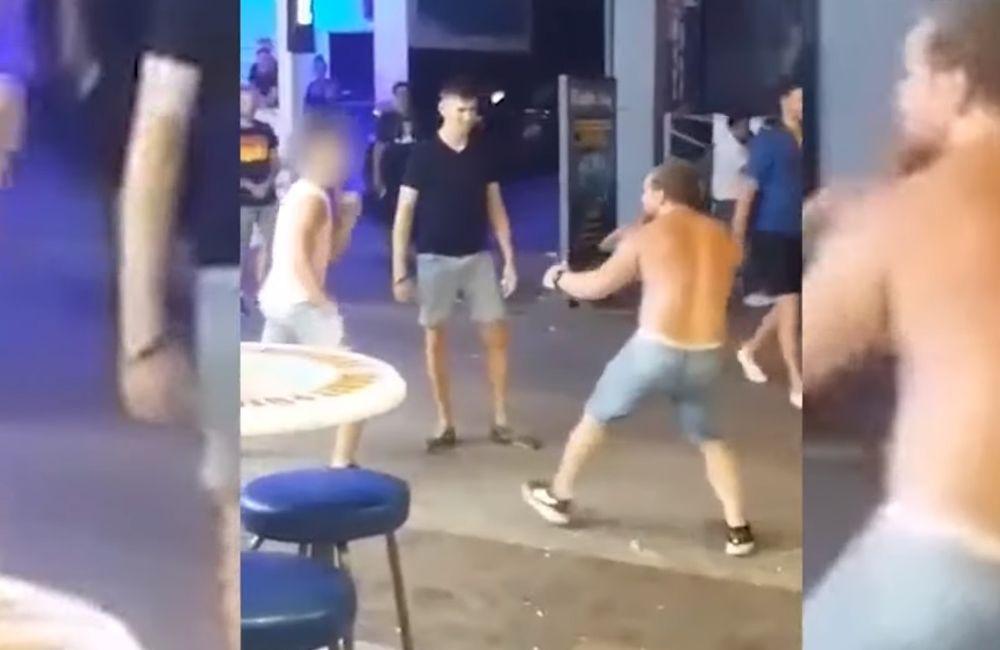 Άγριος ξυλοδαρμός στην Κύπρο: Εξόργισαν παλαιστή MMA & το μετάνιωσαν