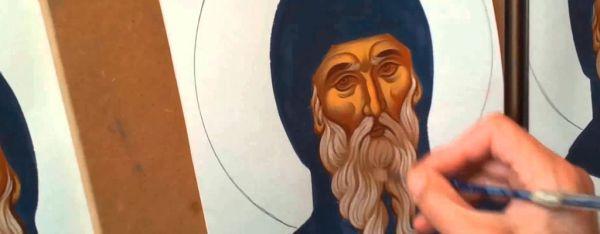 Έκθεση αγιογραφίας στον Αγιο Γεώργιο Νηλείας