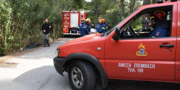 Χανιά: Αυτοκίνητο έπεσε σε γκρεμό 20 μέτρων