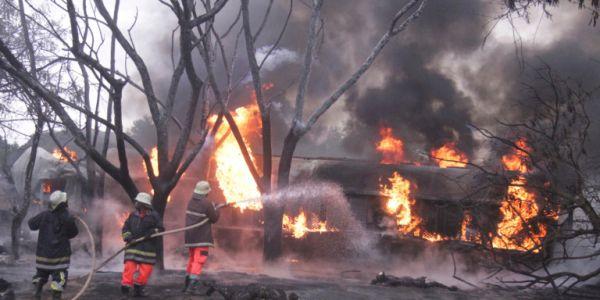 Τανζανία: 85 οι νεκροί από την έκρηξη βυτιοφόρου - Είχαν πάει να μαζέψουν καύσιμα