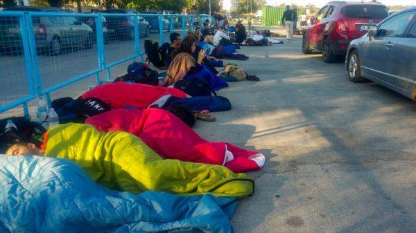 Eξομαλύνθηκε η κατάσταση στη Σαμοθράκη μετά τον αποκλεισμό